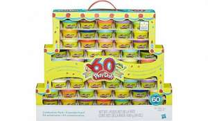 Play-Doh 60th Anniversary Celebration 60 Pack  - only £15 at Asda