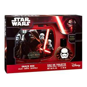 Star Wars Eau de Toilette Gift Set for kids @ The Perfume Shop for only £6 free standard delivery and free next day (C&C)