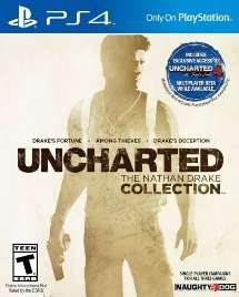 Uncharted Collection + Last of Us PS4 £15.78 EACH Amazon US Digital