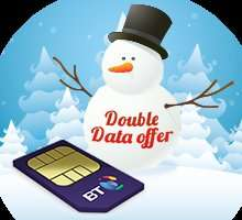 30gb data!! unlimited txts, unlimited mins for £20pm. BT Mobile. potential Quidco/TCB