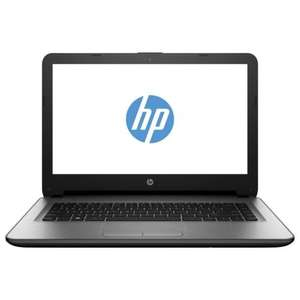 "HP 14-AC108NA Laptop 14"" Intel Celeron 2GB RAM 500GB HDD HDMI - REFURB"