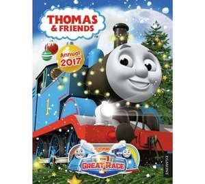 Thomas Tank Engine Annual 2017 £1 Argos