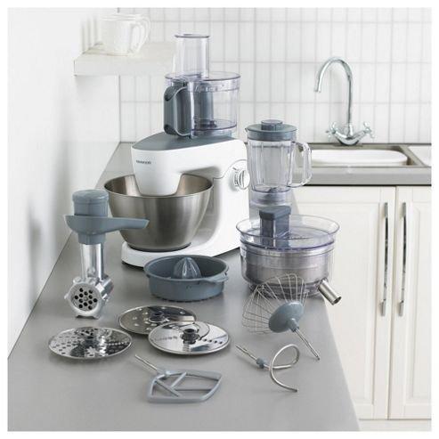 Kenwood KHH326WH MultiOne Kitchen Machine - White - £47.49 @ Tesco Direct