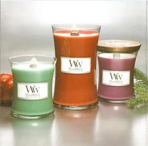 Woodwick candles 3 for 2 @ boots (Medium £12 each - £36 & Large £16 Each - £48)