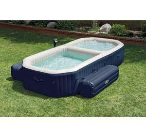 Intex Pure Spa with Plunge Pool - Argos - £500 OFF NOW £699.99 Argos