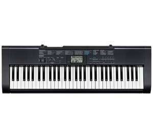 Full sized keyboard workstation, Casio CTK-1200AD Argos £70