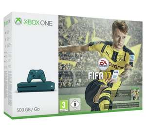 Xbox One S 500GB Blue Special Edition With FIFA 17 £219.85 Delivered @ Shopto
