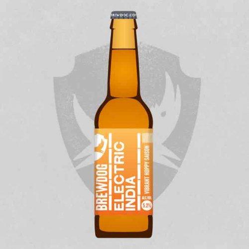 Brewdog Beer - £1 a bottle delivered - 12 x 330ml Bottles £12.00