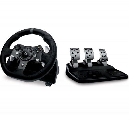 Logitech steering wheel for Xbox £179.99 Currys