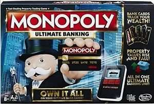 Monopoly Ultimate Banking £14 Asda