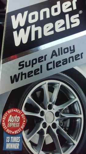 Wonder wheels alloy wheel cleaner £5 @ Halfords