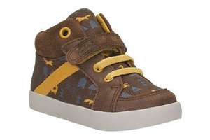Clarks shoe sale -boys shoes £15 from £30