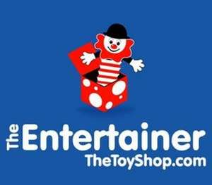 The Entertainer | TheToyShop.com - Toys & Gifts upto 75% Off (plus 6.6% Quidco)  - Starting at just £2.00