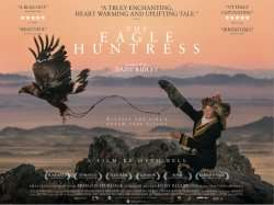 Free Cinema Tickets - The Eagle Huntress (2 Codes) -  Saturday 10:30 am  10/12/16 	 Odeon Cinemas   @  Showfilmfirst