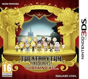 TheatRhythm Final Fantasy Curtain Call (3DS) £12 used @ CeX (add £2.50 for delivery)