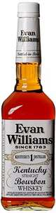 Evan Williams Bottled in Bond Kentucky Straight Bourbon (70cl) @ Amazon Prime for £25.49