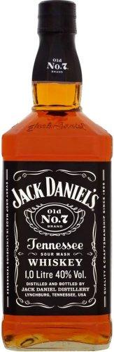 Jack Daniel's Tennessee Whiskey 1litre Instore £18 @ Morrisons