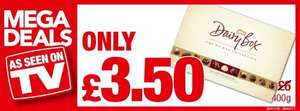 400g Dairy Box £3.50 @ Premier stores
