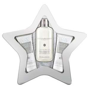 Baylis And Harding Jojoba, Silk & Almond 3 Piece Star Tin Was £12.00 Now £6.00 @ Tesco