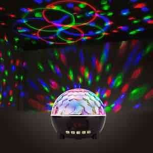 Bluetooth Party Speaker (football size and rechargeable)