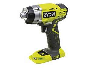 Ryobi 18v one+ impact driver £40.77 (lightning deal) @ Amazon - Body Only, No Battery
