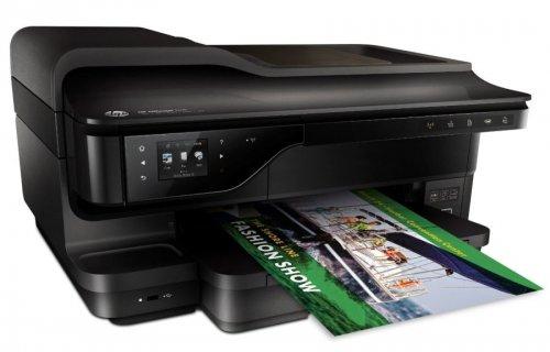 HP Officejet 7612 Bigger-than-A3 Wifi Colour Duplex Printer / Scanner / Copier, £88.98 (£53.98 after cashback) @ Ebuyer