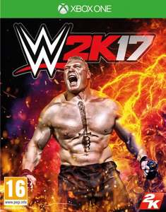WWE 2K17 Xbox One - £32 @ Tesco Direct
