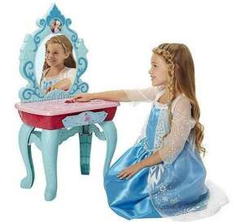 Disney frozen vanity table @ Tesco - £20 (Free C&C)