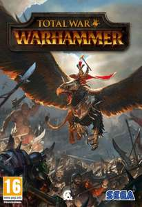 Total War: Warhammer PC £24.99 (or £23.74 with Facebook code) @ CDKeys.com