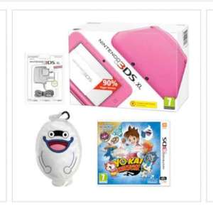 pink 3ds xl with yo Kai watch, charger - £139.99 @ Nintendo
