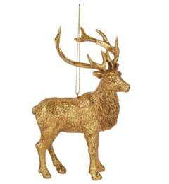 Linea Gold deer decoration £4 @ House Of Fraser (Click+Collect)