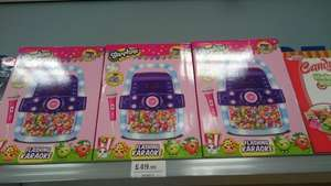 Shopkins Flashing Karaoke Machine £49.99 @Home Bargains £70-80 elsewhere