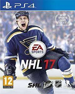 NHL 17 PS4 from Grainger Games - £32.99