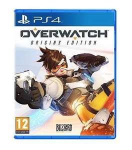 [PS4/Xbox One] Overwatch Origins Edition - £25.00 - Tesco Direct