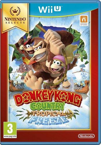 [Wii U] Donkey Kong Country: Tropical Freeze Select / New Super Mario Bros. U Plus New Super Luigi U Select / Zelda: Wind Waker HD Select - £14.00 prime / £15.99 non prime at Amazon