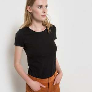 Womens Short-Sleeved T-Shirt - Free Delivery with code - £4.50 @ La Redoute EDIT now 3.60