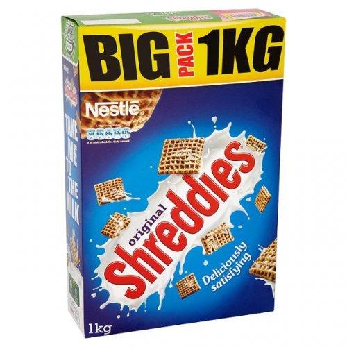 nestle shreddies 1kg @b&m instore £1.50
