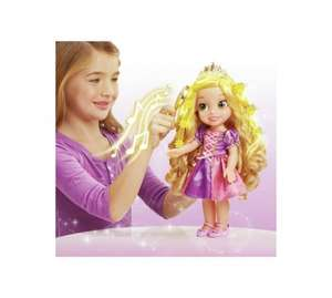Rapunzel magic hair glow doll - £18.50 @ Tesco (Free C&C)