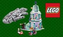 Free £5 voucher for £25 spend on Lego @ Argos instore only