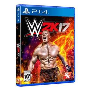 WWE 2k17 PS4 & Xbox one- online at Sainsbury's