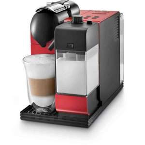 Nespresso by De'Longhi EN521.R Lattissima+ Coffee Machine - Red 99.00 @ AO