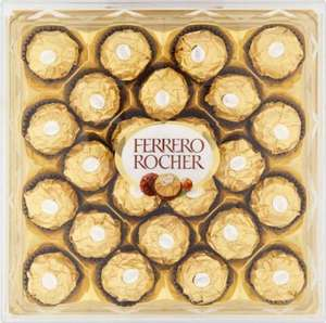 Ferrero Rocher 300g (24pack) £5.20 @ Waitrose