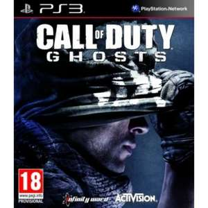 [PS3] Call of Duty: Ghosts - £1.95 (£1.75 As New) - TheGameCollection