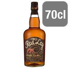 Red Leg Spiced Rum 70cl £15.00 @ Tesco