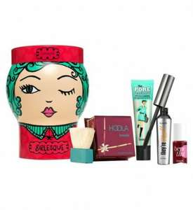 Benefit Girlesque makeup gift set £33.37 @ Boots Also other Benefit reduced