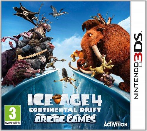 Ice Age 4 Continental Drift (3DS) £11.95 Prime or £13.94 non prime @ games.empire/Amazon