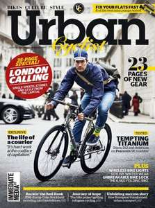 URBAN CYCLIST MAGAZINE SUBSCRIPTION & FREE MUC-OFF KIT - £3 at Buy Subscriptions