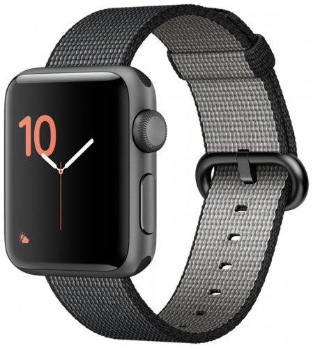 Apple Watch 38mm (Series 2) + Woven Strap, £327.10 @Argos Ebay + Code + £5 Cash Back