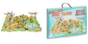 SLOT TOGETHER ZOO TRACK £4.99 INSTEAD OF £14.99 ARGOS FREE DELIVERY