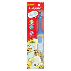 Colgate Minions Interactive Battery Brush £5.80 at Superdrugs